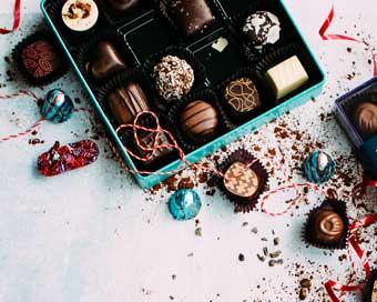 tradizioni di san valentino cioccolatini