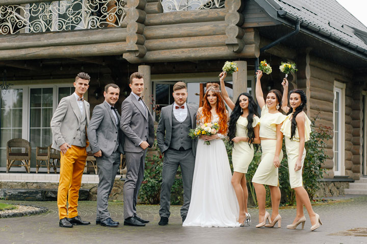 Invitati vestiti male come vestirsi ad un matrimonio