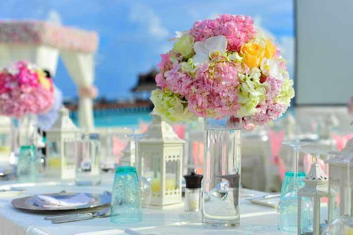 matrimonio luxury stile marittimo