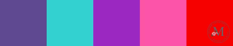 colori-palette-ultra-violet-orientale-con-rosso
