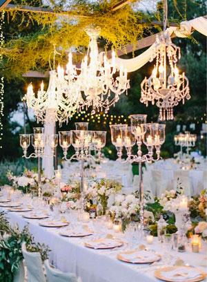 tavola elegante allineamenti matrimoni con laccento Roberta Patane