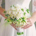 Il bouquet di fiori d'arancio: portafortuna delle spose
