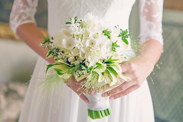 Bouquet Sposa Fiori.Il Bouquet Di Fiori D Arancio Portafortuna Delle Spose Consigli