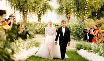#TheFerragnez: le 5 tendenze matrimonio da imitare