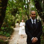 Il first look, primo sguardo fra gli sposi