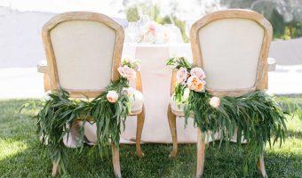 Sedie Matrimonio: un elemento da non trascurare
