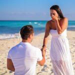 È arrivata la proposta di matrimonio?