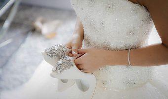 Hai già scelto le scarpe da sposa?