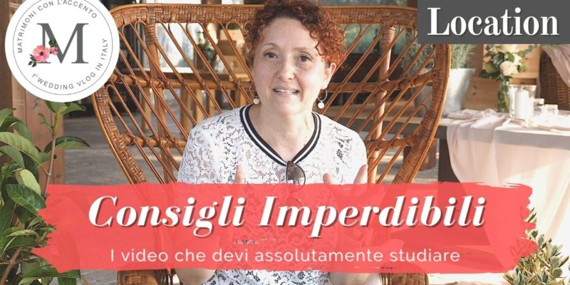 Consigli Imperdibili: site inspection alla location