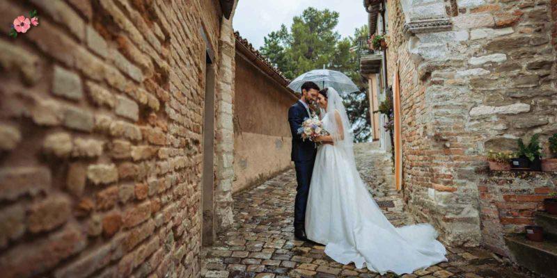 Sposi sotto la pioggia by Roberta Patanè Weddings