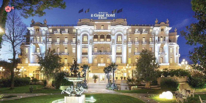 Grand Hotel di Rimini per Matrimoni