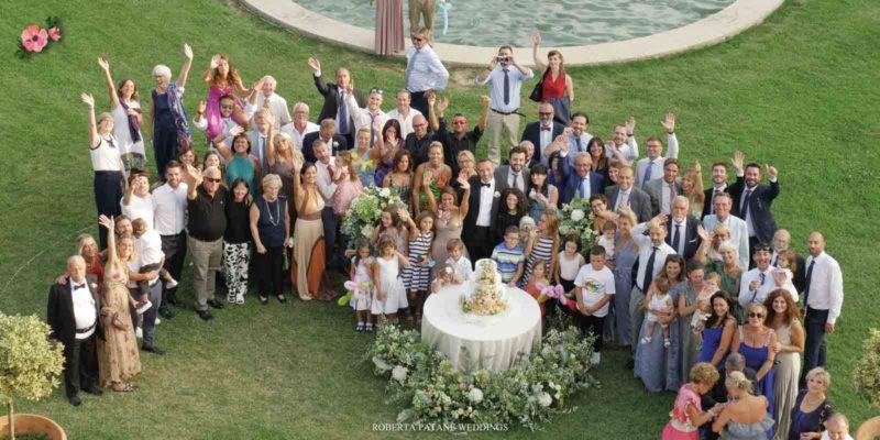Cose da non dimenticare il giorno del matrimonio: foto importanti